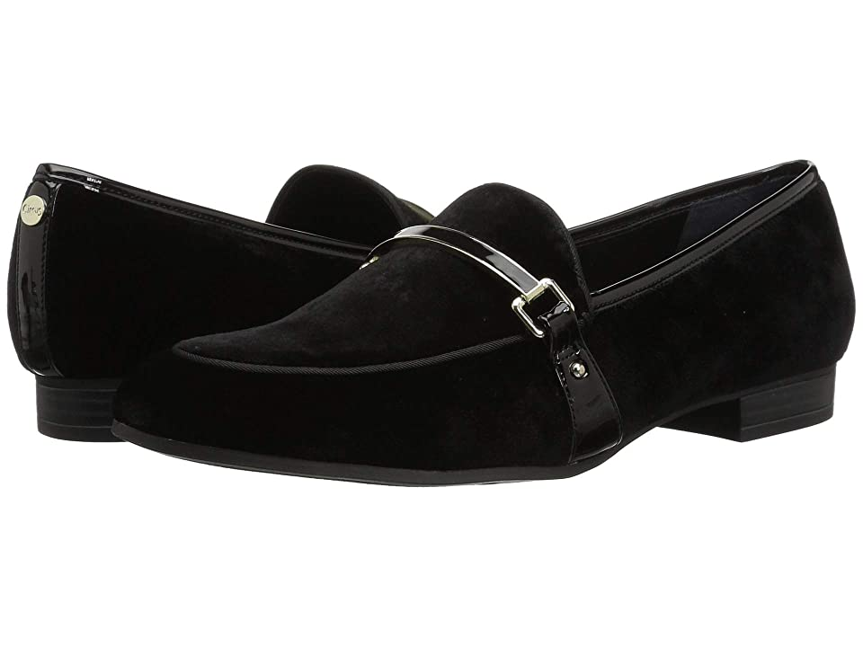 Circus by Sam Edelman Hendricks (Black Lush Velvet/Patent) Women