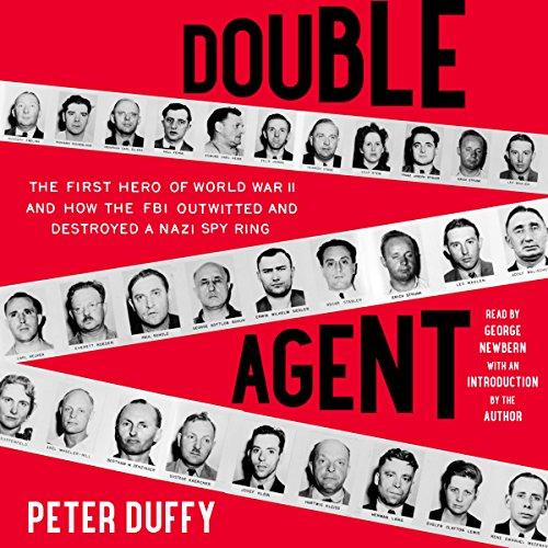 Couverture de Double Agent