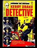 Kerry Drake Detective Stories #21: 1950's Detective-Mystery Comic
