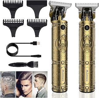 Tiskgg tagliacapelli uomo professionale power trimmer,taglia capelli e regola barba per uomo,tagliacapelli 0mm,Viene forni...