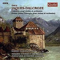 Jaques-Dalcroze Violin Concerto