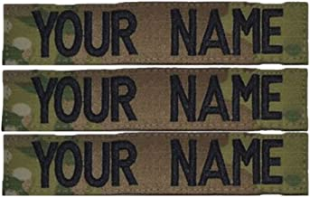 Best custom name tapes with velcro backing Reviews