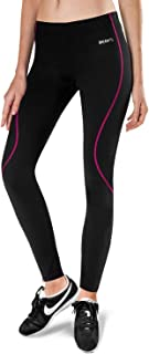 BALEAF Women's Thermal Fleece Athletic Running Cycling Tights