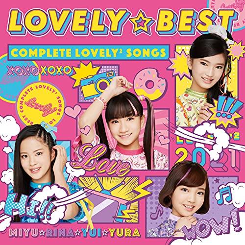 LOVELY☆BEST - Complete lovely² Songs - (通常盤) (特典なし)