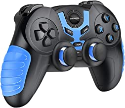 Android Game Controller, BEBONCOOL Wireless Gamepad Phone Controller for Android Phone/Tablet/Gear VR Controller/Game Boy Emulator(Clip Not Included)