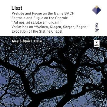 Liszt : The Great Organ Works
