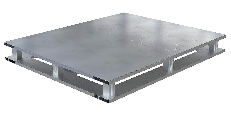 Vestil Heavy Duty Aluminum latest Pallet 40X48 Ranking TOP10 Top 4-Way Solid