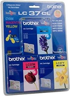 Brother Inkjet Cartridge for DCP150C/MFC235/MFC260C cyan,magenta,yellow ink cartridge