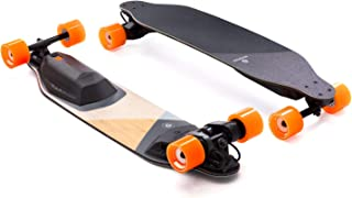 Boosted Plus Electric Skateboard, Black, 38in x 11.3in