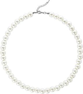 BABEYOND Collana Perle Charleston Accessori Charleston Collana Perle Anni 20 Collana Donna Gatsby Collana di Perle Sposa C...