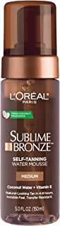 loreal face mousse