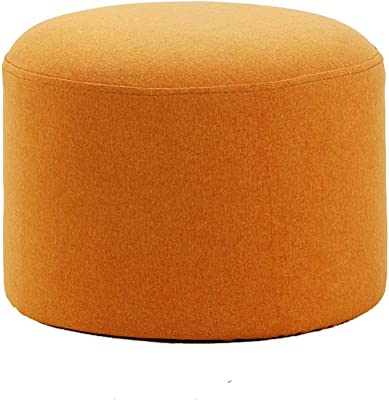 Amazon.com: Stools Modern Dressing Stool with Flannel Solid ...