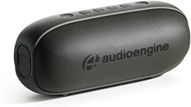 Audioengine 512 Portable Bluetooth Speaker, BT Wireless Speaker (Forest Green)