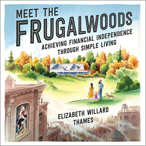 Meet the Frugalwoods audiobook cover art