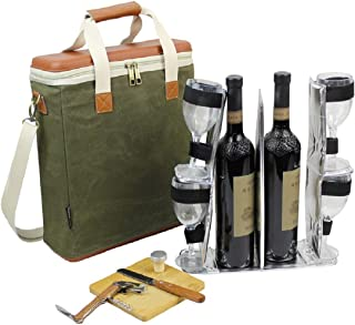 Best collapsible wine cooler bag Reviews