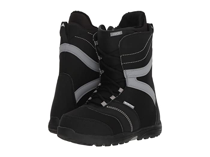 Burton  Coco 19 (Black) Womens Cold Weather Boots
