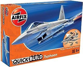 Airfix Quickbuild Eurofighter Typhoon Snap-Together Construction Kit Plastic Model Building Kit