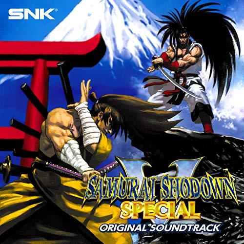 SAMURAI SHODOWN V SPECIAL ORIGINAL SOUND TRACK