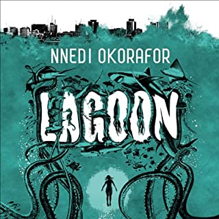 Lagoon audiobook cover art