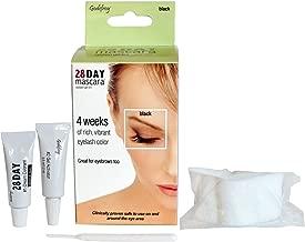 Godefroy 28 Day Mascara Black Permanent Eyelash Tint 25-Application Kit