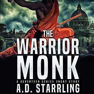 The Warrior Monk audiobook cover art