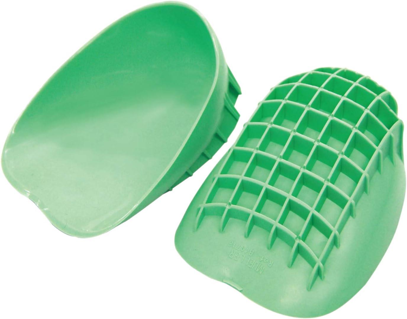 Mueller Be super welcome Sports Medicine Pro Heel Cups Green Sold trend rank P in Regular