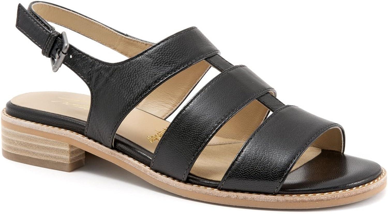 Tredters Women's Bennie Black sandals 9 N