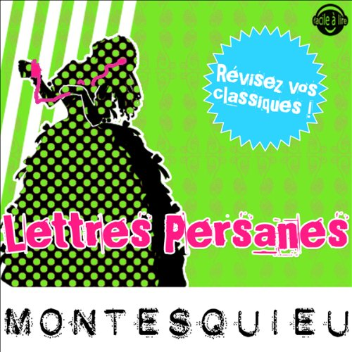 Lettres Persanes. Explication de texte audiobook cover art
