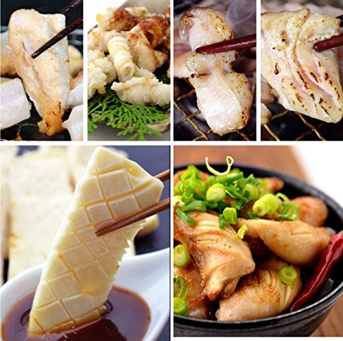 焼肉中村屋 コリコリ6種盛り(コリコリ焼き、豚軟骨、鶏ナンコツ、ウルテ、ギアラ、並ミノ各100g、焼肉セット、バーベキューセット)