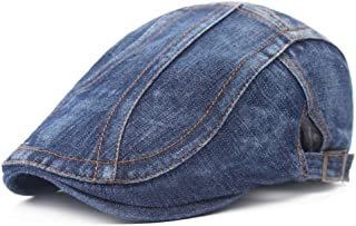 Da.Wa Gorra de B/éisbol con Algod/ón Ocio Sombrero de Sol al Aire Libre Deporte Hats Hip-Hop Verano para Hombre Mujer,Azul marino