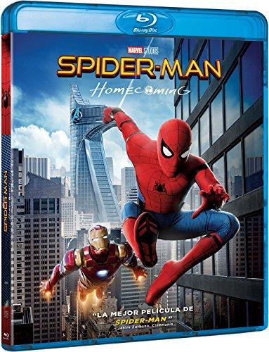 Spider-Man: Homecoming [Blu-ray]...