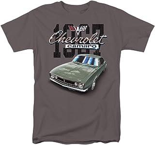 Popfunk Chevy Camaro 1967 Classic Car T Shirt &
