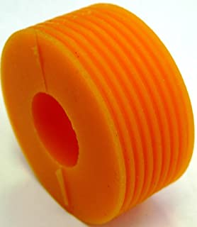 Martin Yale M-O003548 Feed Roller Rubber, Orange For use with 1217A Automatic Paper Folding Machine