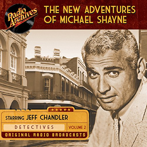 The New Adventures of Michael Shayne, Volume 2 cover art