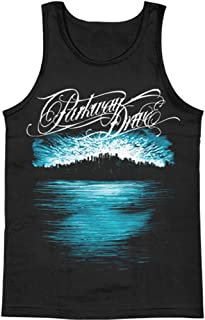 parkway drive deep blue tank top