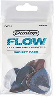 JIM DUNLOP Flow Variety Pack Guitar Picks (PVP1.14)