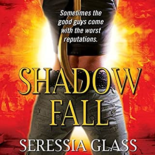 Shadow Fall audiobook cover art