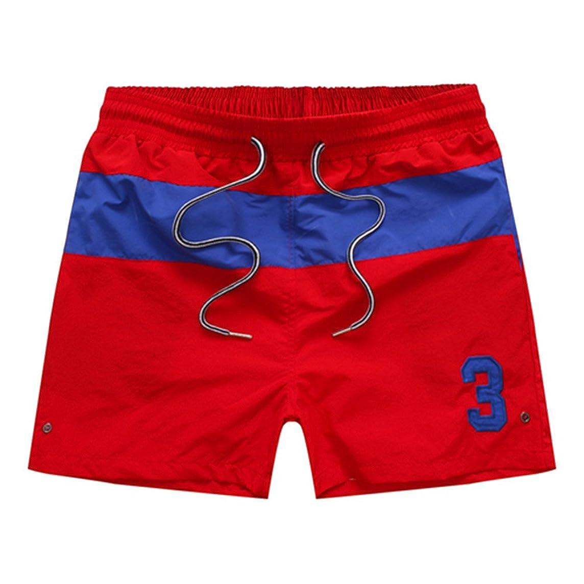 ZFADDS Summer Men's Board Shorts Summer Swimwear Male Beach Pants Trunks Brand Clothing