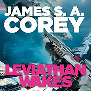 Leviathan Wakes cover art