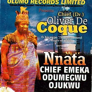 Nnata Chief Emeka Odumegwu Ojukwu