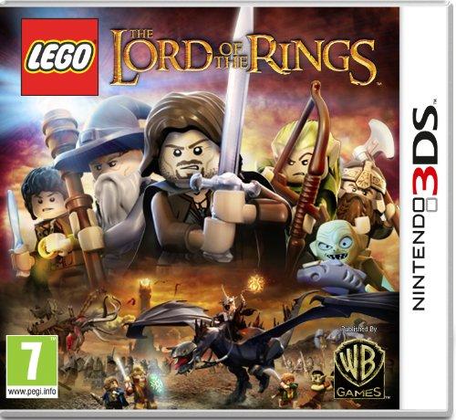 Lego Lord of the Rings (Nintendo 3DS) [Importación inglesa]