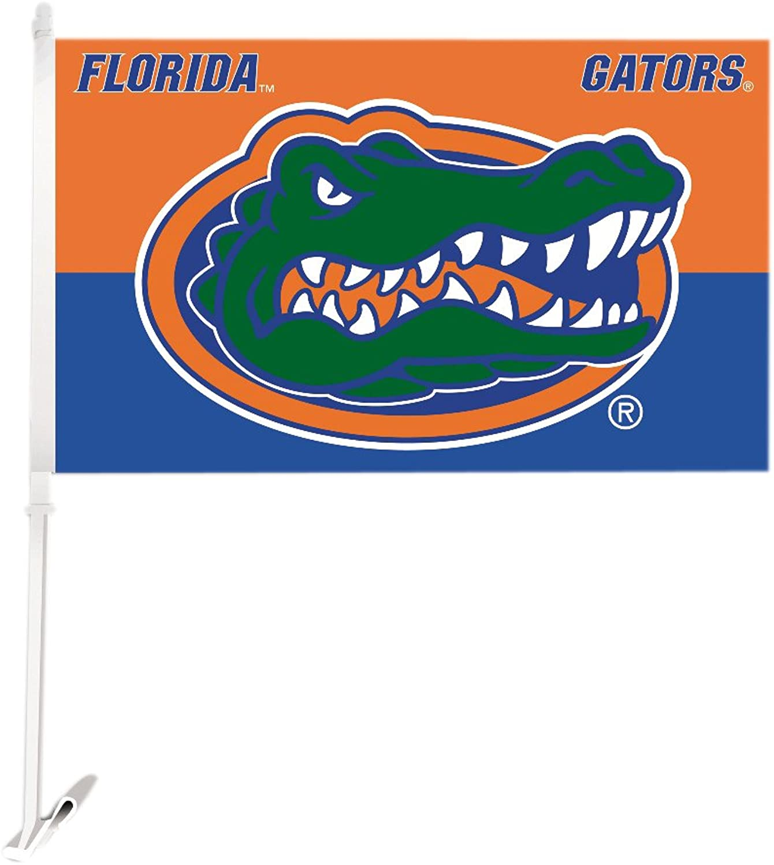 BSI NCAA Florida Gators Autofahne mit mit mit Wand Brackett B00DEO1YGI  Zart 39c345