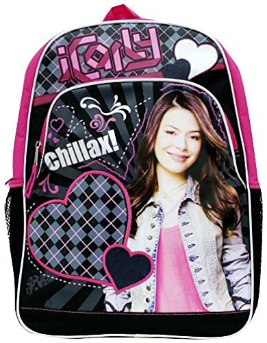 iCarly Full BackPack - i Carly Large School Bag by iCarly