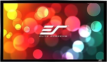 Elite Screens Sable Frame- Fixed Frame Pantalla de proyección