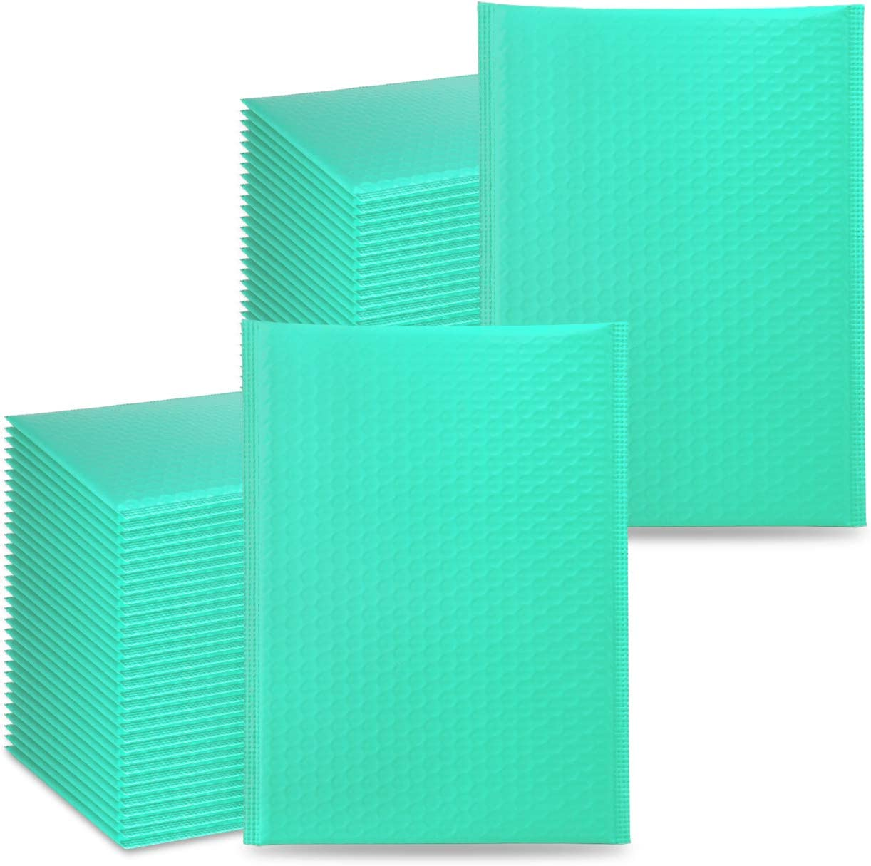 Edvision 62Pcs 8.5 x trend rank 11 Inch Max 64% OFF Poly Self Padd Mailers Seal Bubble