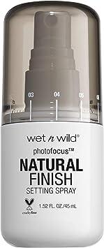 Wet n Wild Photofocus Natural Finish Setting Spray