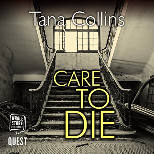 Care to Die audiobook cover art