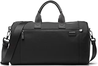 Michael Kors Mens Travis Nylon Duffel (black)