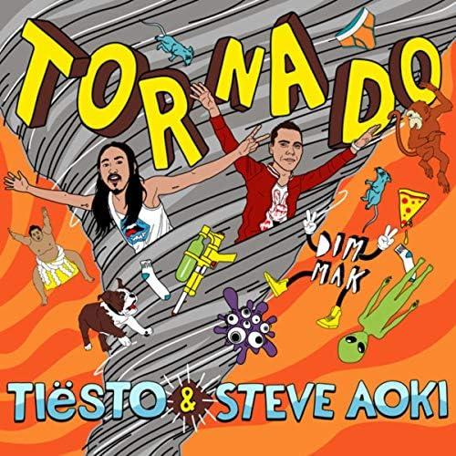 Tiësto & Steve Aoki