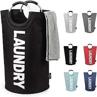 Best laundry basket black white colour Reviews